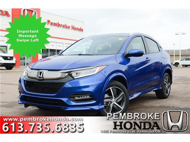 2020 Honda HR-V Touring (Stk: 20113) in Pembroke - Image 1 of 30