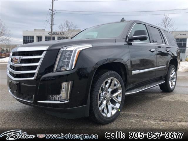 2020 Cadillac Escalade Premium Luxury (Stk: 299630) in Bolton - Image 1 of 14