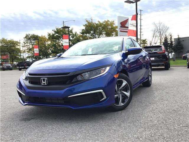 2020 Honda Civic LX (Stk: 20687) in Barrie - Image 1 of 22