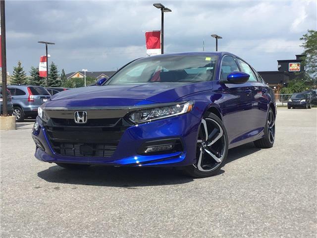 2020 Honda Accord Sport 1.5T (Stk: 20671) in Barrie - Image 1 of 21