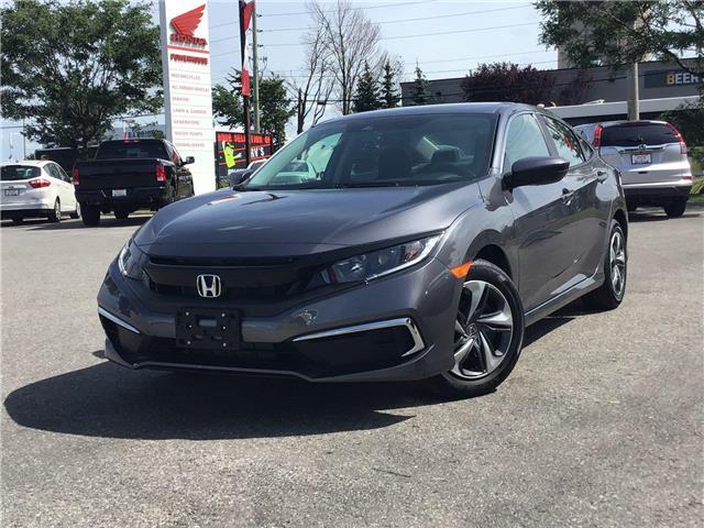 2020 Honda Civic LX (Stk: 20752) in Barrie - Image 1 of 20