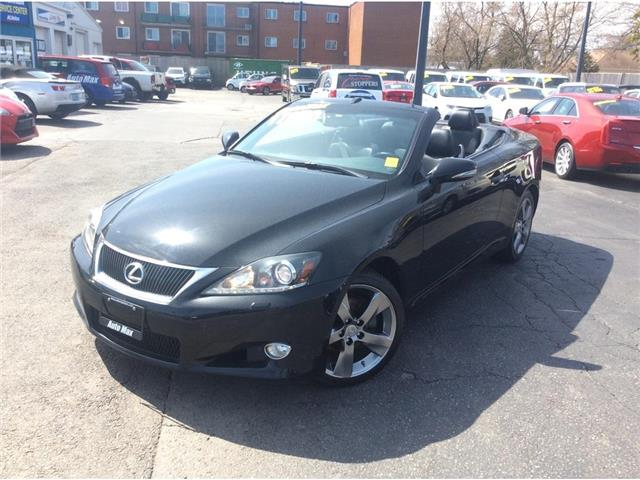 2011 Lexus IS 250C Base (Stk: A6683A) in Sarnia - Image 1 of 30