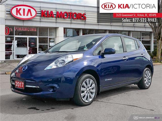 2017 Nissan LEAF S (Stk: A1537) in Victoria - Image 1 of 24