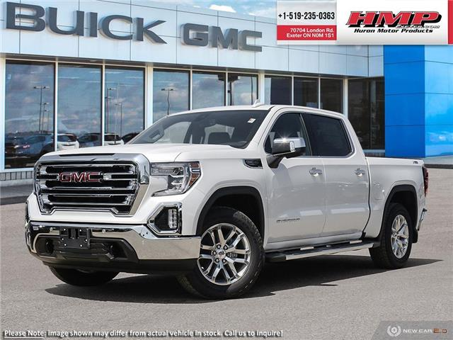2020 GMC Sierra 1500 SLT (Stk: 86489) in Exeter - Image 1 of 23