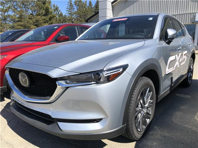 2019 Mazda CX-5 Signature w/Diesel (Stk: 19C558) in Miramichi - Image 1 of 10