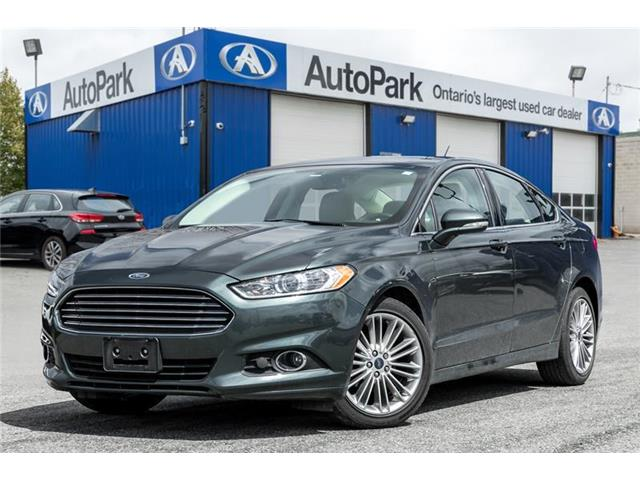2016 Ford Fusion SE (Stk: 16-82010T) in Georgetown - Image 1 of 20