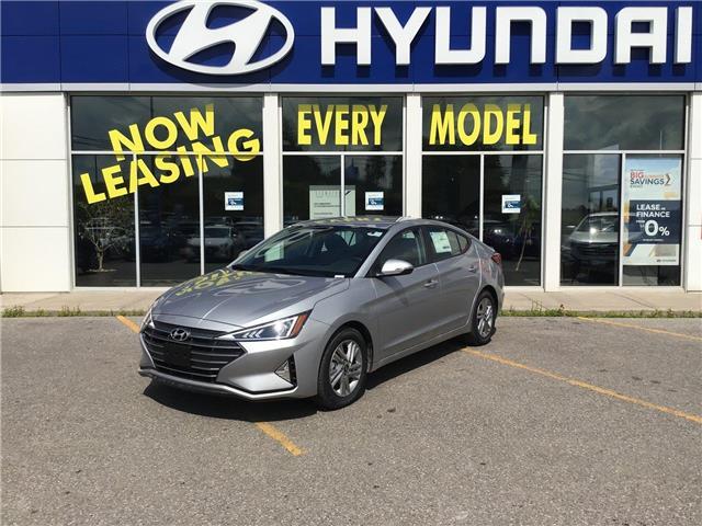 2020 Hyundai Elantra Preferred (Stk: H12459) in Peterborough - Image 1 of 30