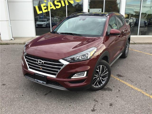2020 Hyundai Tucson Luxury (Stk: H12458) in Peterborough - Image 1 of 15