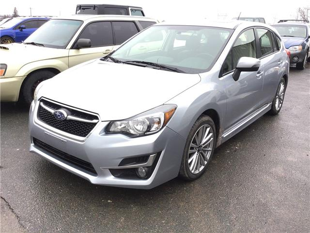 2016 Subaru Impreza 2.0i Limited Package (Stk: S2653) in Peterborough - Image 1 of 9