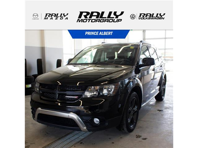 2018 Dodge Journey Crossroad (Stk: V731) in Prince Albert - Image 1 of 15