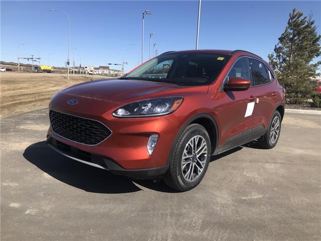 2020 Ford Escape SEL (Stk: LSC029) in Ft. Saskatchewan - Image 1 of 22