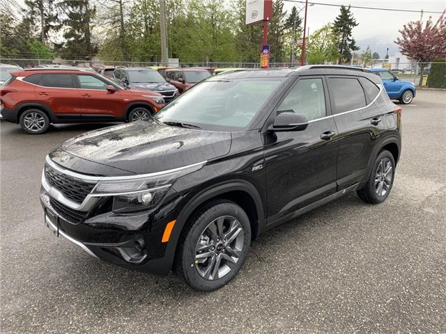 2021 Kia Seltos EX (Stk: K16-1045) in Chilliwack - Image 1 of 16