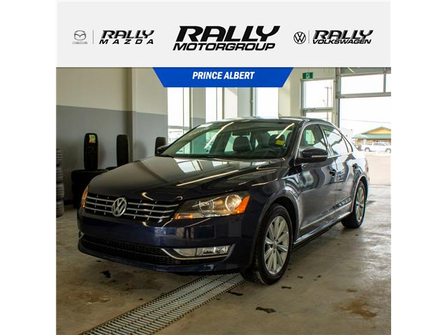 2014 Volkswagen Passat 2.0 TDI Highline (Stk: V890) in Prince Albert - Image 1 of 15