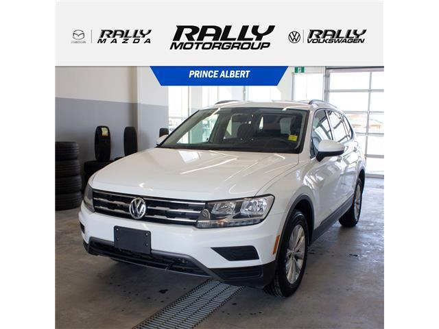 2019 Volkswagen Tiguan Trendline (Stk: V998) in Prince Albert - Image 1 of 14