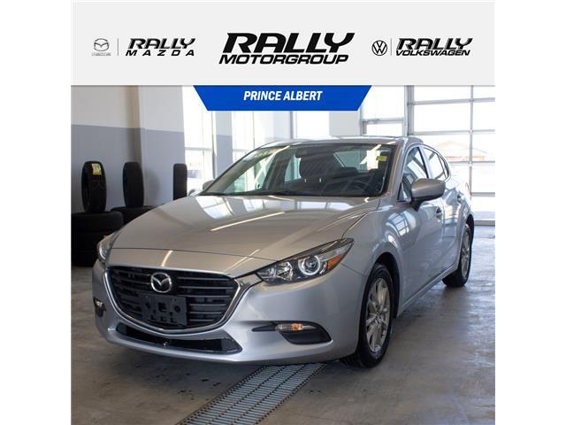 2018 Mazda Mazda3  (Stk: V1002) in Prince Albert - Image 1 of 14