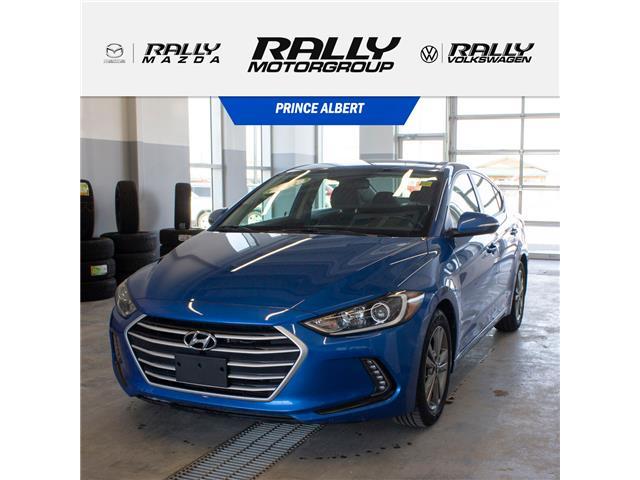 2018 Hyundai Elantra GL (Stk: V1027) in Prince Albert - Image 1 of 13