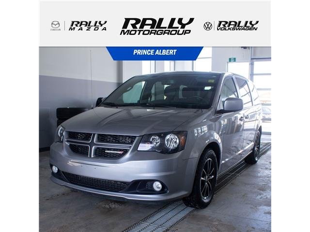 2018 Dodge Grand Caravan GT (Stk: V1181) in Prince Albert - Image 1 of 16