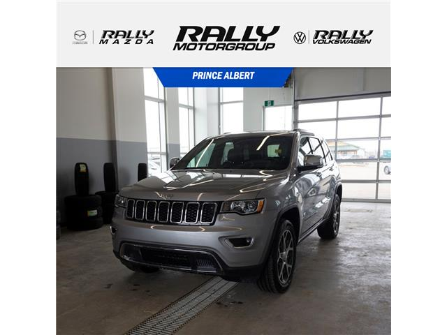 2019 Jeep Grand Cherokee Limited (Stk: V1132) in Prince Albert - Image 1 of 15