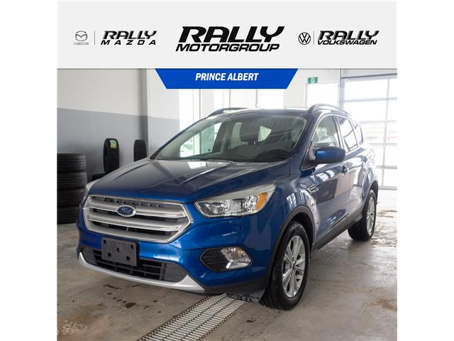 2018 Ford Escape SE (Stk: V1204) in Prince Albert - Image 1 of 15