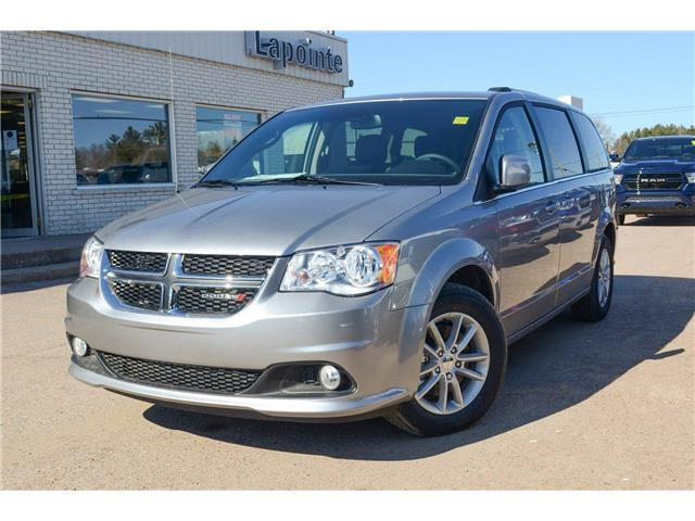 2019 Dodge Grand Caravan 29P SXT Premium (Stk: 19735) in Pembroke - Image 1 of 25