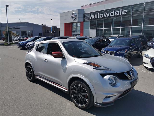 2015 Nissan Juke NISMO RS (Stk: C35499) in Thornhill - Image 1 of 12