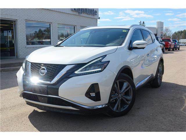 2019 Nissan Murano  (Stk: P3564) in Pembroke - Image 1 of 29