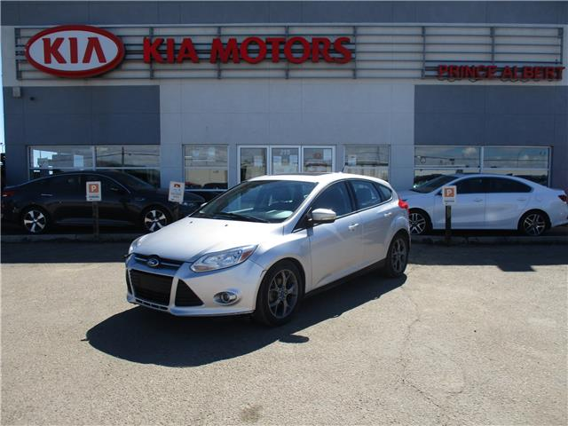 2013 Ford Focus SE 1FADP3K26DL287318 40051A in Prince Albert