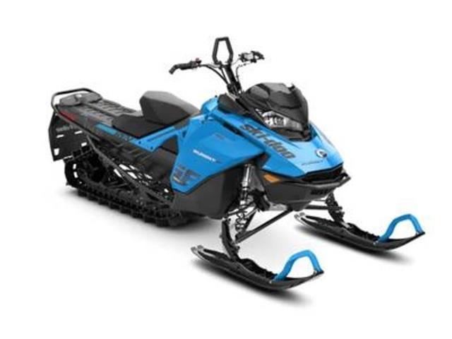 New 2020 Ski-Doo Summit® SP Rotax® 850 E-TEC® 154'' SS 2.5 in. Powde   - YORKTON - FFUN Motorsports Yorkton