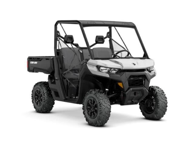 New 2020 Can-Am Defender DPS™ HD10 Hyper Silver   - YORKTON - FFUN Motorsports Yorkton