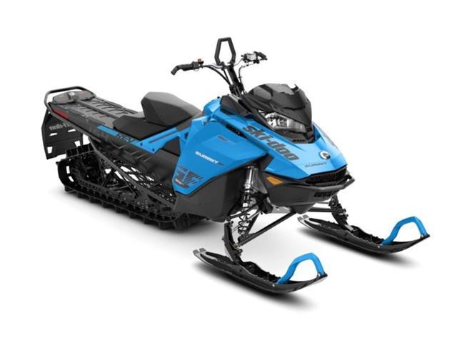 New 2020 Ski-Doo Summit® SP Rotax® 850R E-TEC® 154 SS PowderMax L.    - YORKTON - FFUN Motorsports Yorkton