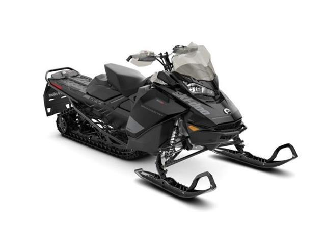 New 2020 Ski-Doo Backcountry™ Rotax® 600R E-TEC® Black   - YORKTON - FFUN Motorsports Yorkton
