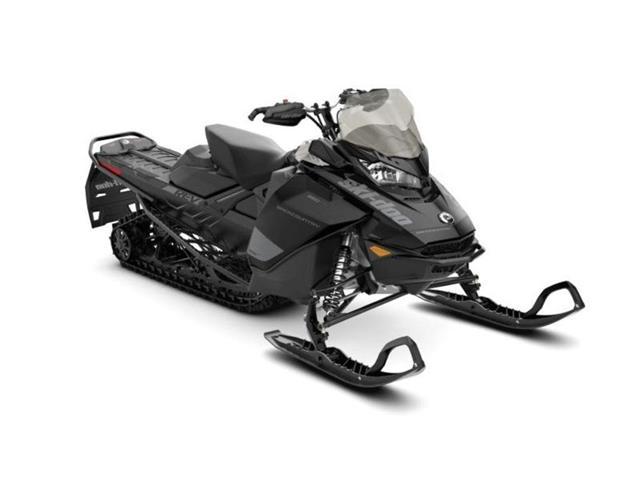 New 2020 Ski-Doo Backcountry™ Rotax® 850 E-TEC® Black   - YORKTON - FFUN Motorsports Yorkton