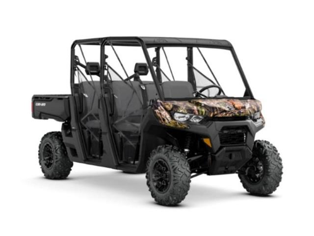 New 2020 Can-Am Defender MAX DPS™ HD8 Mossy Oak Break-Up Country C   - YORKTON - FFUN Motorsports Yorkton