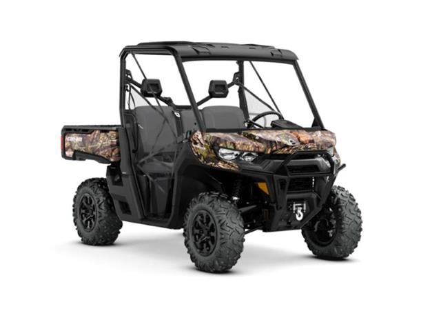 2020 Can-Am Defender XT™ HD8 Mossy Oak Break-Up Country Camo  (Stk: 36828) in SASKATOON - Image 1 of 1