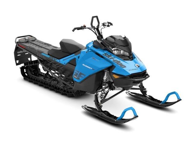 New 2020 Ski-Doo Summit® SP Rotax® 850R E-TEC® 165 SS PowderMax L.    - SASKATOON - FFUN Motorsports Saskatoon