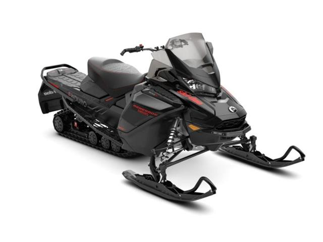 New 2020 Ski-Doo Renegade® Enduro™ Rotax® 600R E-TEC® Black   - SASKATOON - FFUN Motorsports Saskatoon