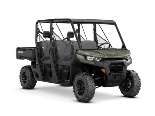 2020 Can-Am Defender MAX DPS™ HD8  (Stk: 37000) in SASKATOON - Image 1 of 1