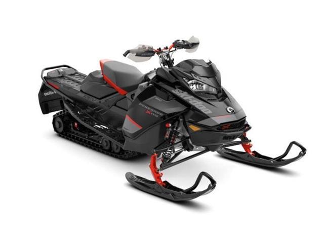 New 2020 Ski-Doo Renegade® X-RS® Rotax® 850 E-TEC® Ripsaw 1.25 Blac   - SASKATOON - FFUN Motorsports Saskatoon