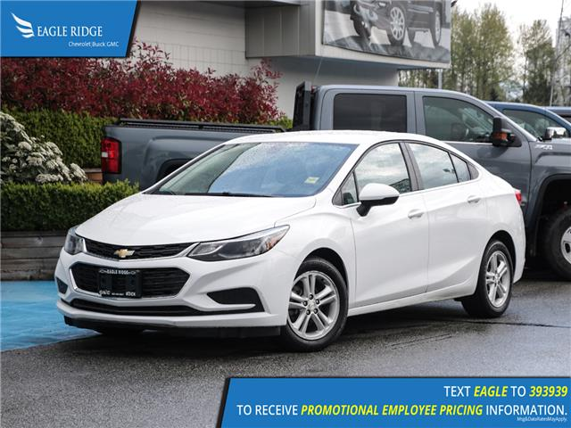 2017 Chevrolet Cruze LT Auto (Stk: 179899) in Coquitlam - Image 1 of 15