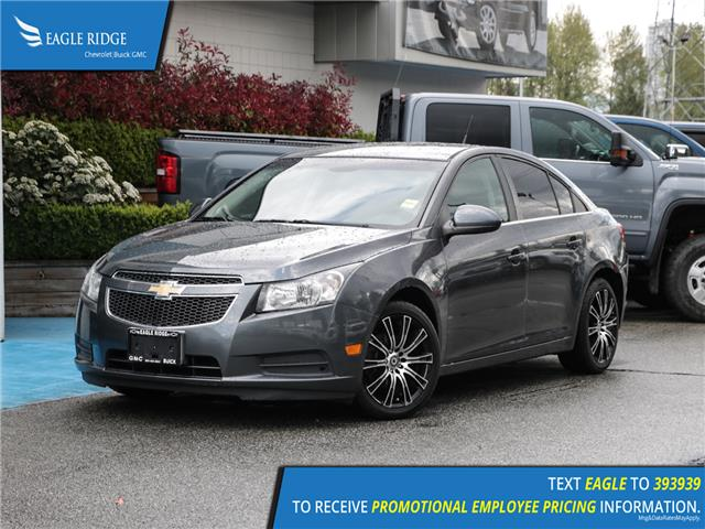 2013 Chevrolet Cruze LT Turbo (Stk: 130026) in Coquitlam - Image 1 of 14