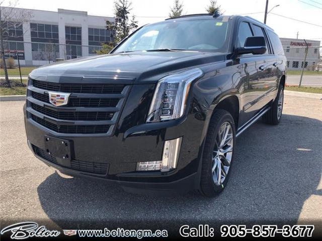 2020 Cadillac Escalade ESV Premium Luxury (Stk: 307767) in Bolton - Image 1 of 13