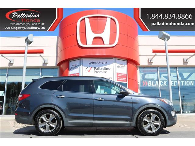 2013 Hyundai Santa Fe XL Luxury (Stk: 20923A) in Greater Sudbury - Image 1 of 38