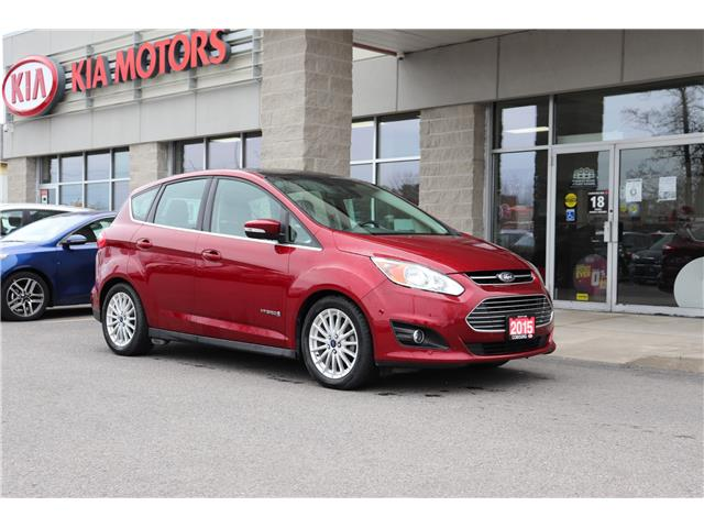 2015 Ford C-Max Hybrid SEL (Stk: 71437A) in Cobourg - Image 1 of 27