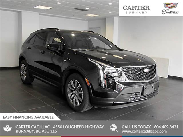 2020 Cadillac XT4 Sport (Stk: C0-51440) in Burnaby - Image 1 of 23