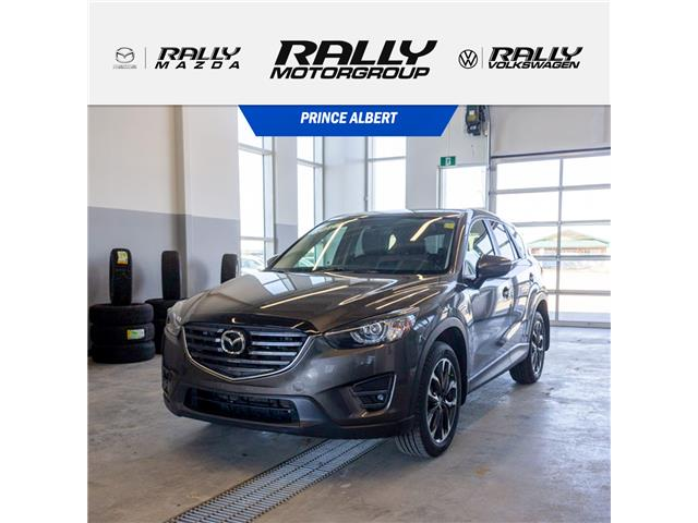2016 Mazda CX-5 GT (Stk: V1068) in Prince Albert - Image 1 of 16