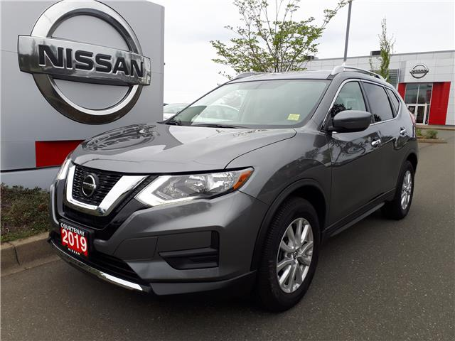 2019 Nissan Rogue S (Stk: B0006) in Courtenay - Image 1 of 9