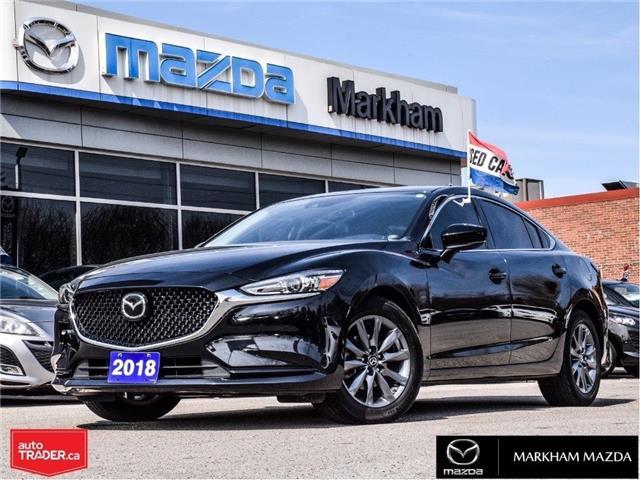 2018 Mazda MAZDA6  (Stk: G190488A) in Markham - Image 1 of 28