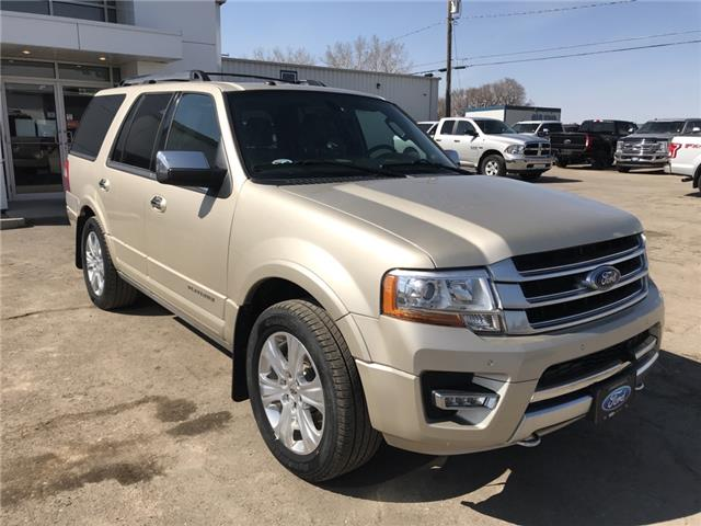 2017 Ford Expedition Platinum 1FMJU1MTXHEA15229 9190A in Wilkie