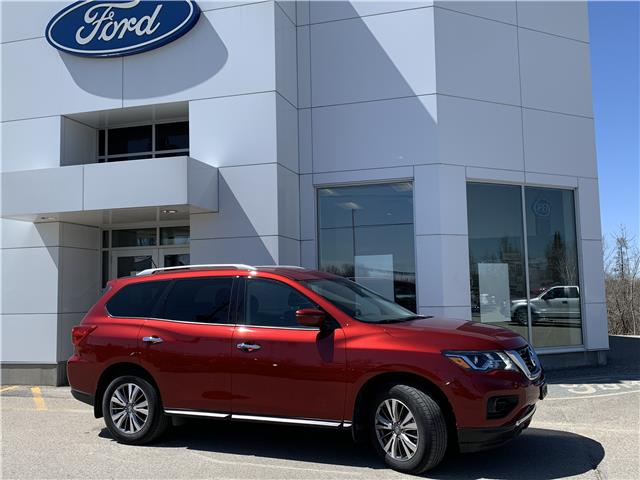 2018 Nissan Pathfinder SV Tech (Stk: 19721AA) in Smiths Falls - Image 1 of 1