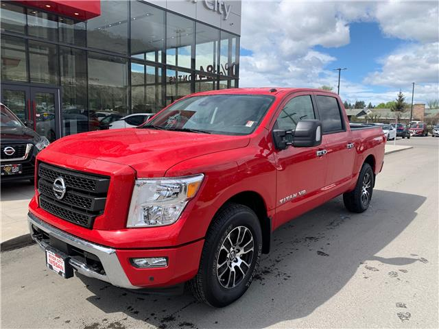 2020 Nissan Titan SV (Stk: T20092) in Kamloops - Image 1 of 29